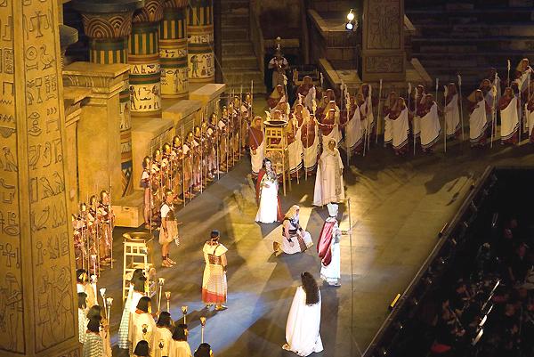 The Opera, Aida