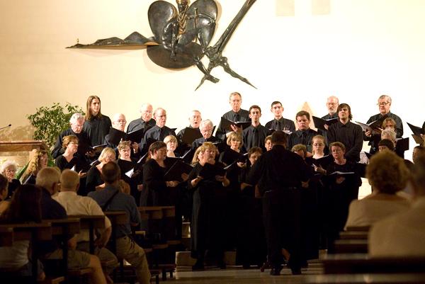 Performance at Peschiera del Garda