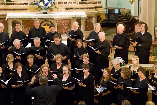 Performance at San Zeno di Montagna