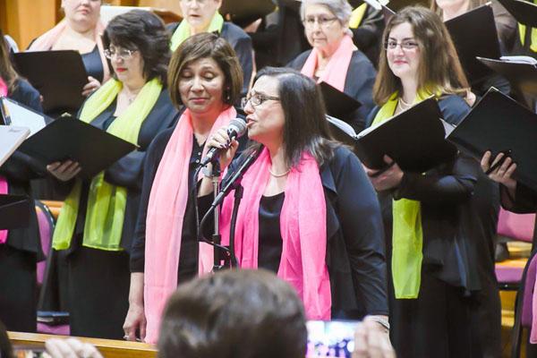 Soloist, Kimberly Amenabar