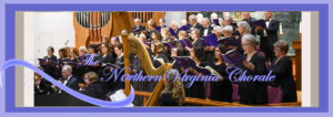 """The Northern Virginia Chorale performs """"We Remember Them,"""" Fall 2017 at St. Mark's Lutheran Church 