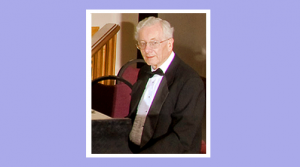 Dr. Raymond Freeman, Northern Virginia Chorale Accompanist Emeritus